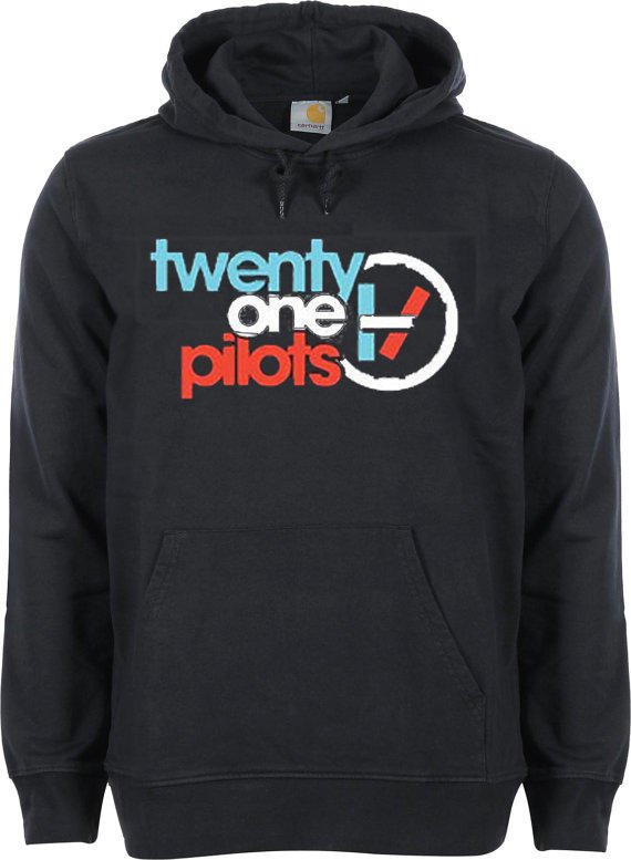 twenty one pilots hoodie hoodie unisex from clarisahoodie on. Black Bedroom Furniture Sets. Home Design Ideas
