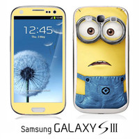 Samsung Galaxy S III Despicable Me skin 4 FREE SHIPPING