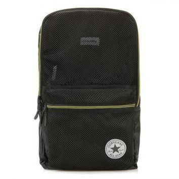 DCCK1IN converse black packable backpack