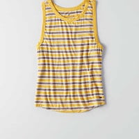 AEO Soft & Sexy Tomgirl Tank, Yellow