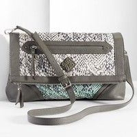 Simply Vera Vera Wang Aurora Fold-Over Crossbody Bag