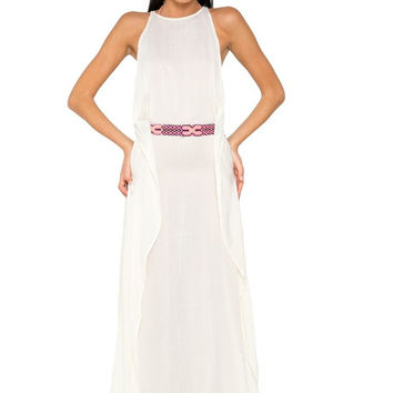 Twiga dress in ivory
