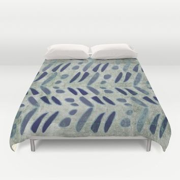 Tribal 02 Duvet Cover by Mirimo