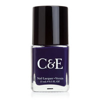 CRABTREE & EVELYN EGGPLANT NAIL POLISH