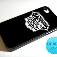 Dodge Cummins Turbo Diesel iPhone 4 / 4S Case