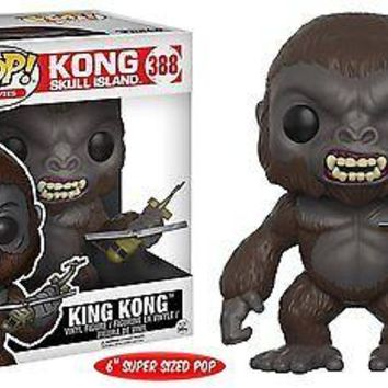 Funko POP Movies: King Kong Toy Figure
