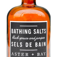 Apothecary Bottle Bathing Salts