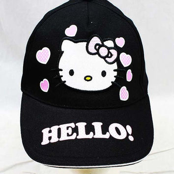 Hello Kitty Baseball Cap #HEK3938B