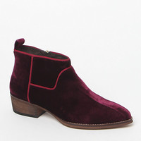 Sixty Seven Smart Velvet Booties at PacSun.com