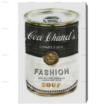 Fashion Soup - Modernarte — The Oliver Gal Artist Co.
