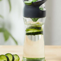 Full Circle Cucumber Infuser Water Bottle - Urban Outfitters
