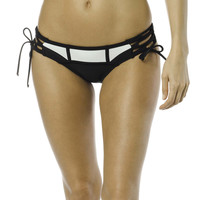 Fox Racing Women's Posture Lace Up Side Tie Bikini Bottom