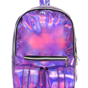 THAT PURP BACKPACK