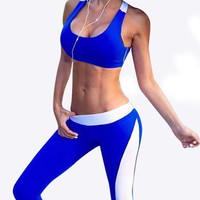 Women Sport Clothing Bra Pants Sets For Gym Women Tracksuit Fitness Sports Suit Set Plus Size Running Clothes 41