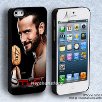 WWE TLC iPhone 5 or 5S Case