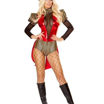 Roma RM-10107 3pc Rascal Jester Women's Costume