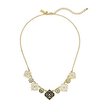 Kate Spade New York Moroccan Tile Mini Necklace