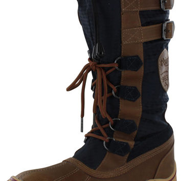 Pajar Adriana Tall Women's Duck Snow Boots Waterproof Winter