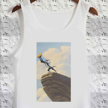 lion king - Tank Top for man, woman S / M / L / XL / 2XL / 3XL *02*