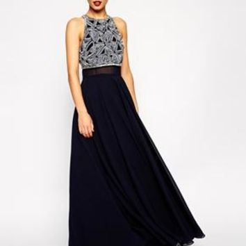 Search: maxi dress with embellished crop top - Page 1 of 1 | ASOS