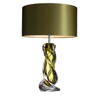 Green Table Lamp | Eichholtz Carnegie