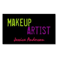Bold & Colorful Makeup Artist