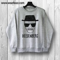 Heisenberg Shirt Breaking Bad Sweatshirt sweater