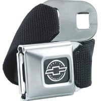 Official CHEVROLET Seat Belt and Buckle combo Chevy