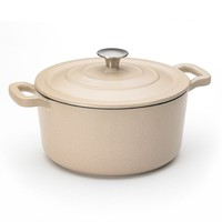 Food Network 5.5-qt. Cast-Iron Dutch Oven