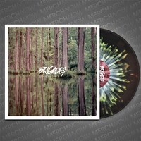 Crocodile Tears Swamp Green/ Brown Smash W/White Splatter LP : MerchNOW