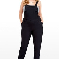 Plus Size Vintage Overalls | Fashion To Figure