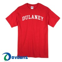 Dulaney Font T Shirt Women And Men Size S To 3XL | Dulaney Font T Shirt
