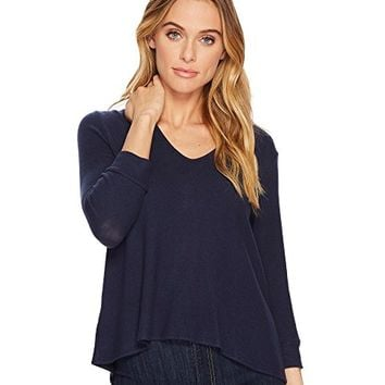 Three Dots High-Low Top w/ Buttons