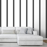 2 Inch – Easy Stripe Wall Decals