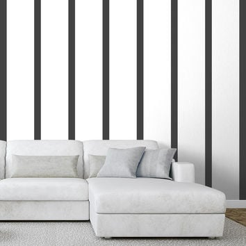 2 Inch U2013 Easy Stripe Wall Decals