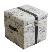 Lovely Kinfine Paris Storage Trunk