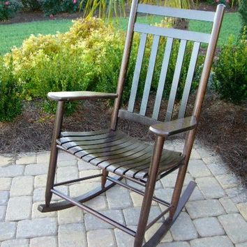 Dixie Seating Co. Penrose Wood Rocking Chair No. 67SRTA - Ships within  2 to 4 Weeks