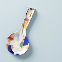 Painter's Palette Spoon Rest