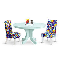 American Girl® Furniture: Dining Table & Accessories