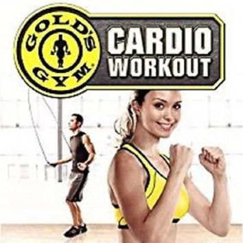Gold's Gym Cardio Workout (Nintendo Wii, 2009)