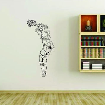 Tennis Player Version 108 Diving Dive Swim Vinyl Wall Decal Sticker