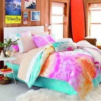 Teen Vogue Malibu Surfer Twin Comforter Set