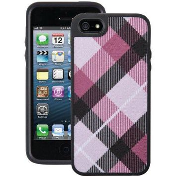 Apple iPhone 5 Fabshell Case Megaplaid