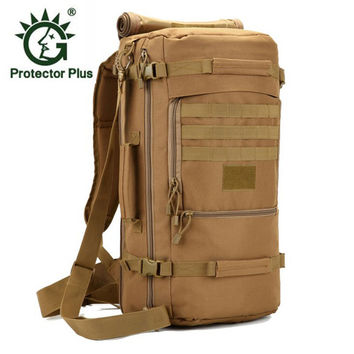 Hot Men's Military Backpack Waterproof Nylon Bag  Backpacks Multi-function Men Travel Bags