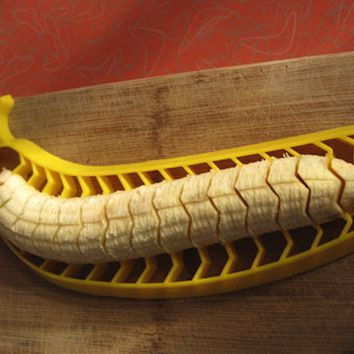Banana Slicer - $2 | The Gadget Flow