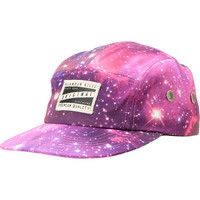 Glamour Kills Girls Infinite Voyage Galaxy 5 Panel Camper Hat at Zumiez : PDP
