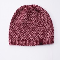 Hurley - One & Only Beanie Heather Dry Rose - Womens