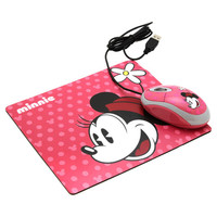 Minnie Mouse and Mousepad Kit