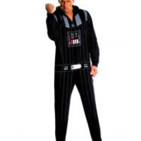 Star Wars Darth Vader Adult Costume Pajamas