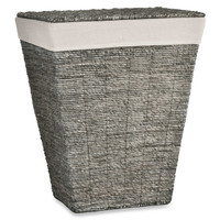 Lamont Home™ Creighton Hamper in Grey